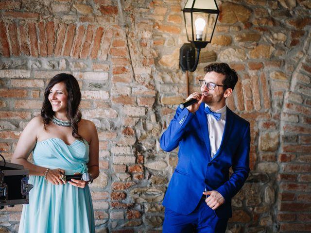 Il matrimonio di Giovanni e Serena a Godiasco, Pavia 89