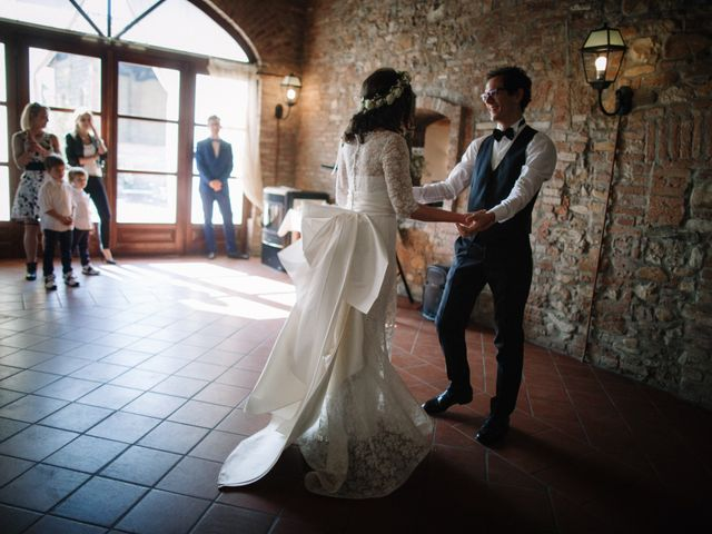 Il matrimonio di Giovanni e Serena a Godiasco, Pavia 90