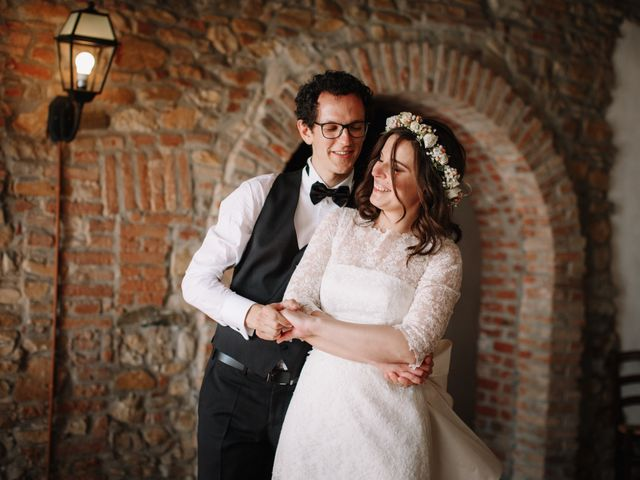 Il matrimonio di Giovanni e Serena a Godiasco, Pavia 91