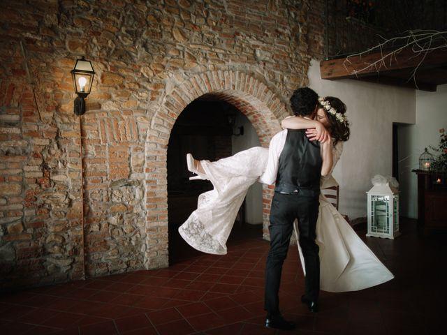 Il matrimonio di Giovanni e Serena a Godiasco, Pavia 92