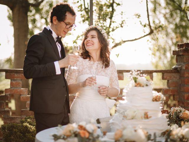 Il matrimonio di Giovanni e Serena a Godiasco, Pavia 101