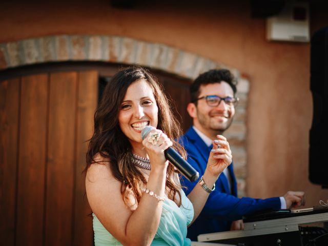 Il matrimonio di Giovanni e Serena a Godiasco, Pavia 102