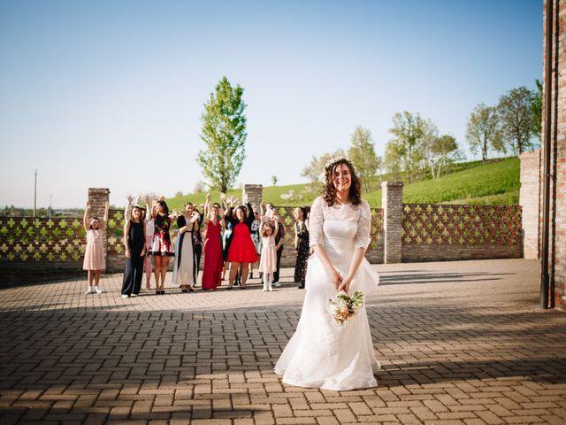 Il matrimonio di Giovanni e Serena a Godiasco, Pavia 103