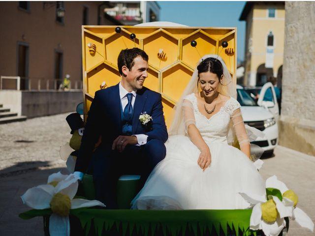 Il matrimonio di Francesco e Maria  a Spilimbergo, Pordenone 2