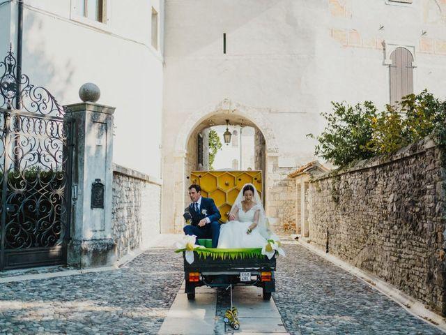 Il matrimonio di Francesco e Maria  a Spilimbergo, Pordenone 7