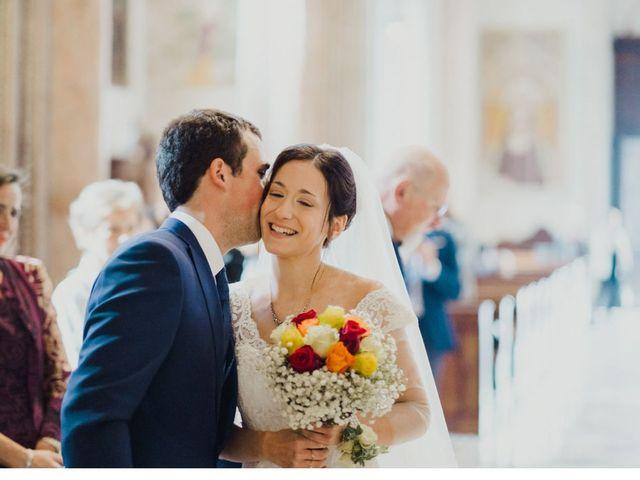 Il matrimonio di Francesco e Maria  a Spilimbergo, Pordenone 17