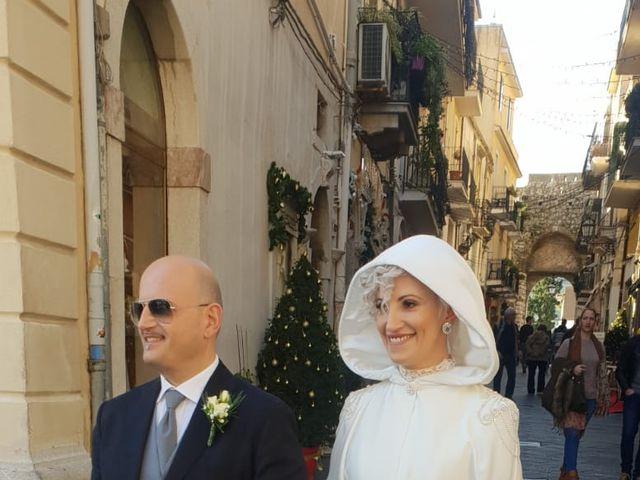 Il matrimonio di Gaetano e Alessandra a Taormina, Messina 20