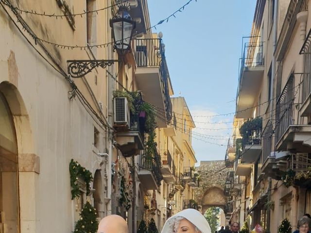 Il matrimonio di Gaetano e Alessandra a Taormina, Messina 21