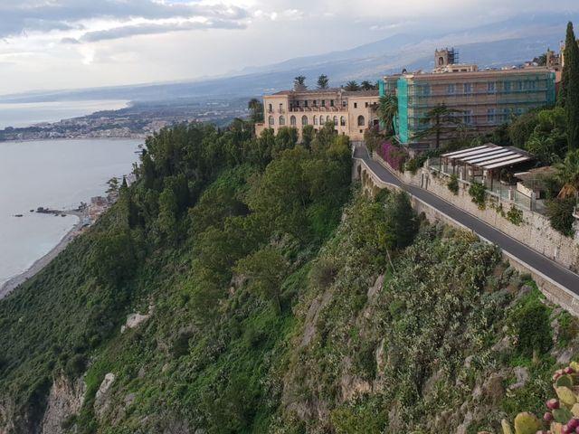 Il matrimonio di Gaetano e Alessandra a Taormina, Messina 23