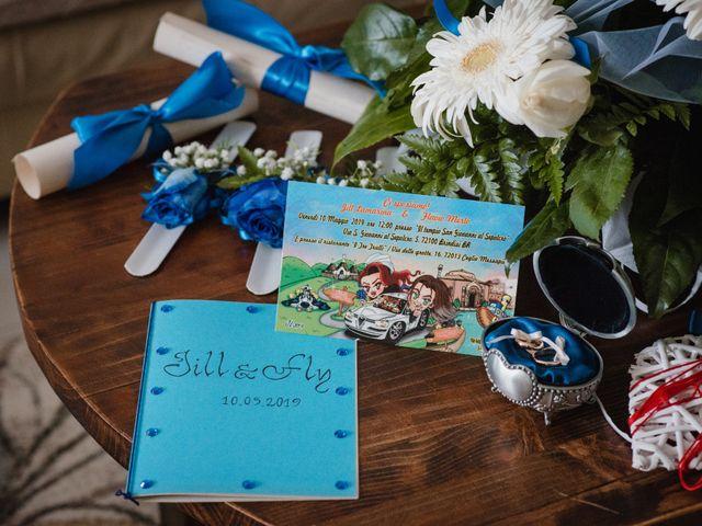 Il matrimonio di Flavio e Jill a Brindisi, Brindisi 20