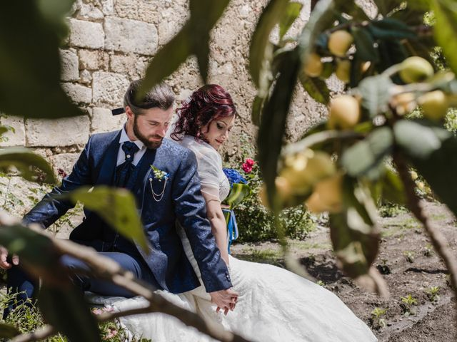 Il matrimonio di Flavio e Jill a Brindisi, Brindisi 45