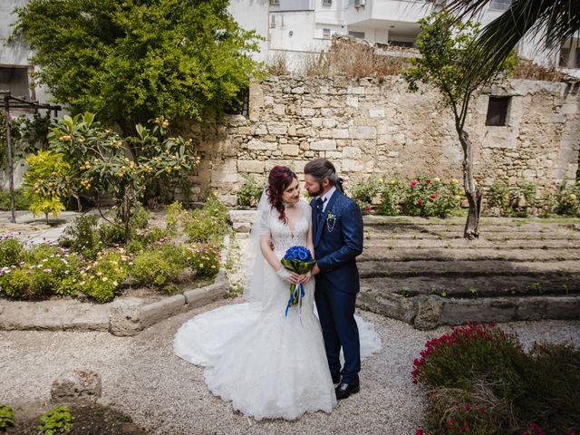 Il matrimonio di Flavio e Jill a Brindisi, Brindisi 47
