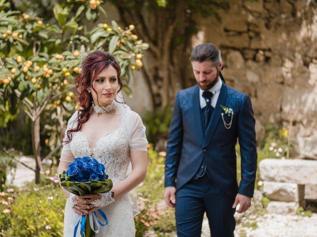 Il matrimonio di Flavio e Jill a Brindisi, Brindisi 49
