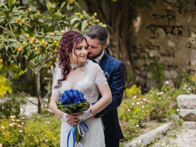 Il matrimonio di Flavio e Jill a Brindisi, Brindisi 50