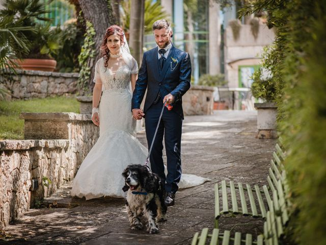 Il matrimonio di Flavio e Jill a Brindisi, Brindisi 58