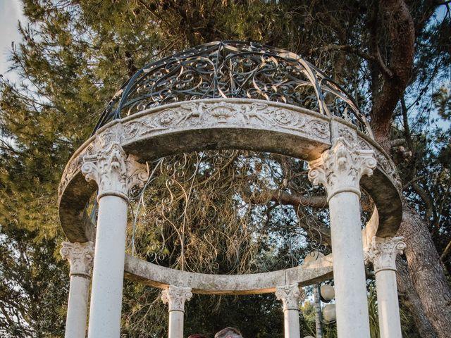 Il matrimonio di Flavio e Jill a Brindisi, Brindisi 64