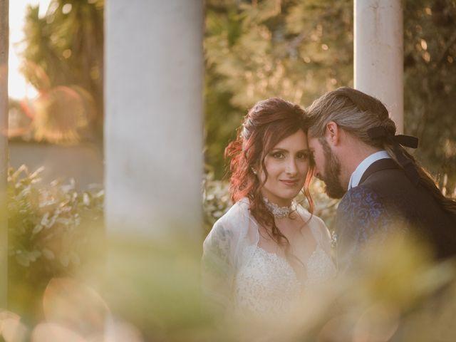 Il matrimonio di Flavio e Jill a Brindisi, Brindisi 65