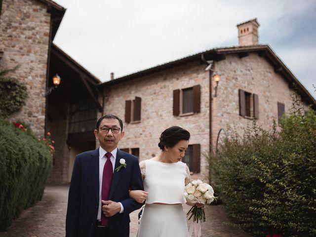Il matrimonio di Luca e Jessica a Scandiano, Reggio Emilia 40