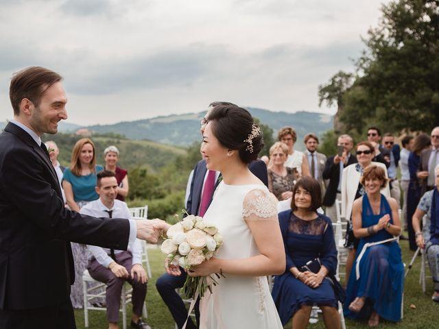 Il matrimonio di Luca e Jessica a Scandiano, Reggio Emilia 44