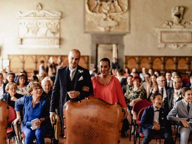 Il matrimonio di Mario e Sara a Pistoia, Pistoia 35