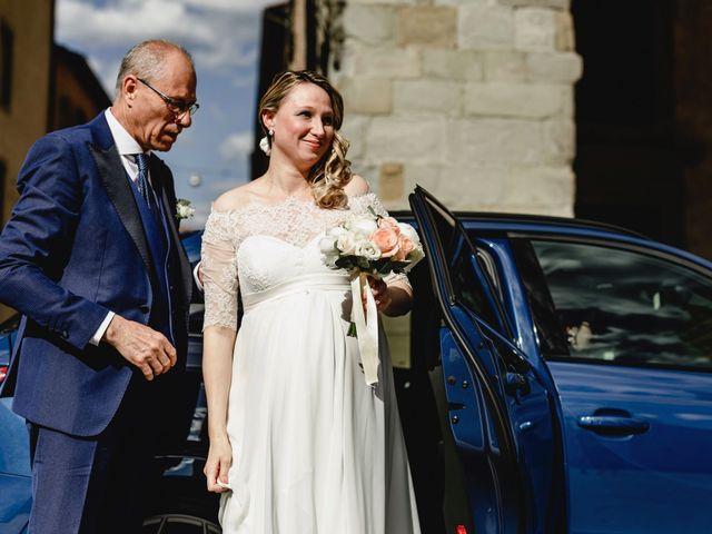 Il matrimonio di Mario e Sara a Pistoia, Pistoia 36