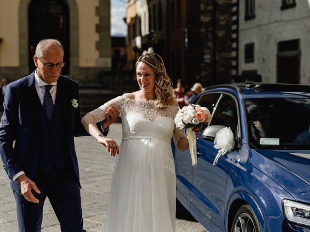 Il matrimonio di Mario e Sara a Pistoia, Pistoia 37