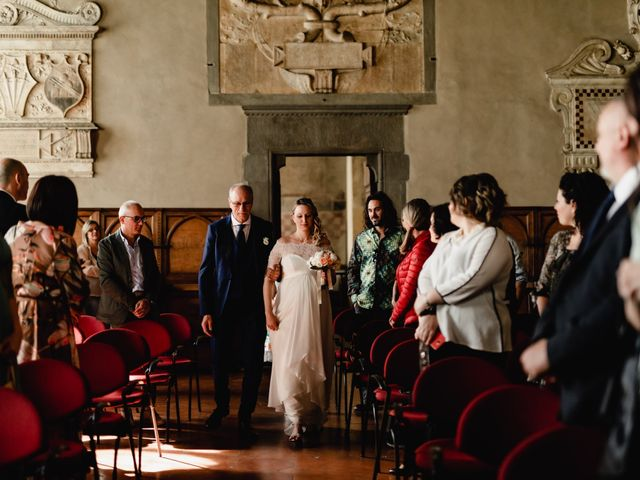 Il matrimonio di Mario e Sara a Pistoia, Pistoia 39