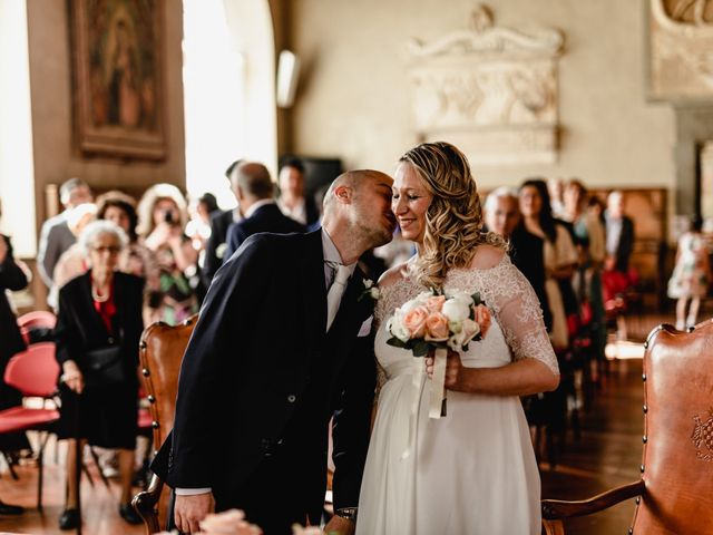 Il matrimonio di Mario e Sara a Pistoia, Pistoia 42