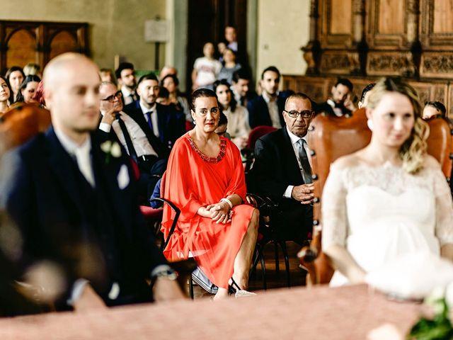 Il matrimonio di Mario e Sara a Pistoia, Pistoia 47