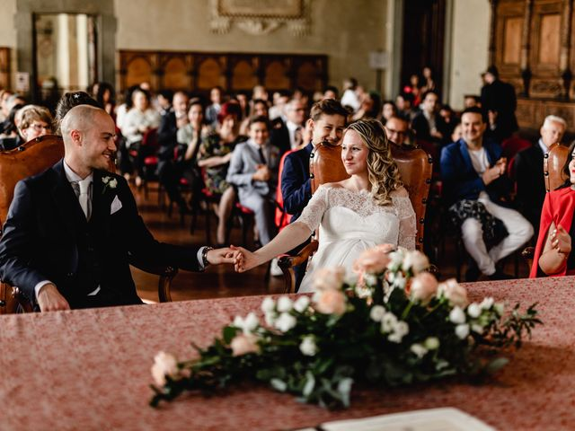 Il matrimonio di Mario e Sara a Pistoia, Pistoia 48