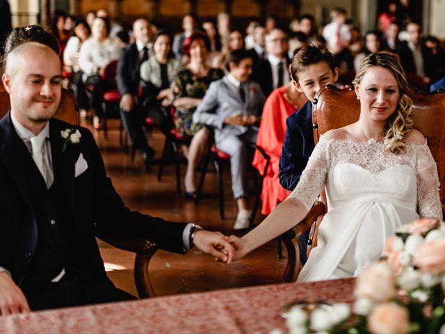 Il matrimonio di Mario e Sara a Pistoia, Pistoia 49