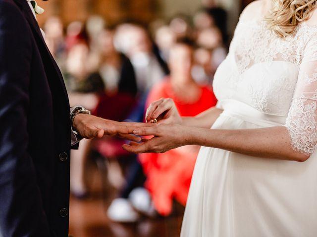 Il matrimonio di Mario e Sara a Pistoia, Pistoia 54
