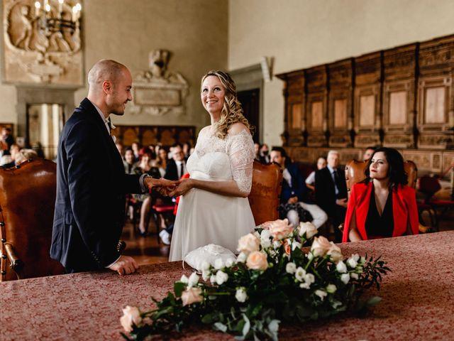 Il matrimonio di Mario e Sara a Pistoia, Pistoia 55