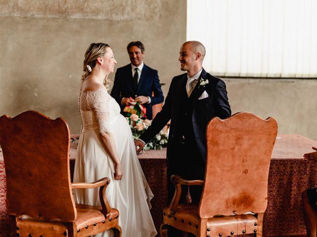 Il matrimonio di Mario e Sara a Pistoia, Pistoia 57