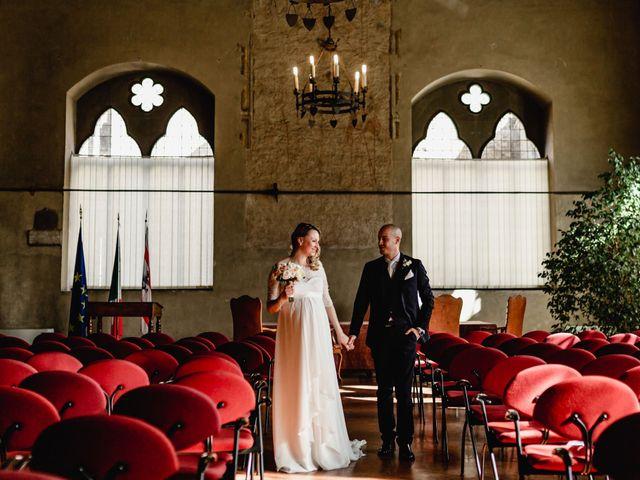 Il matrimonio di Mario e Sara a Pistoia, Pistoia 59