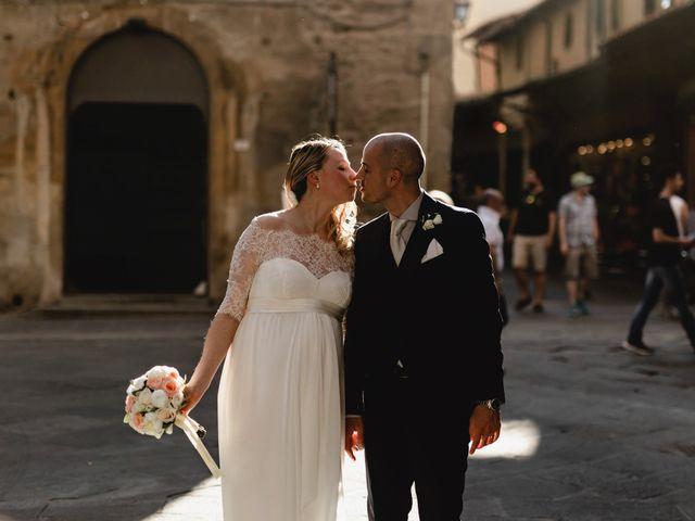 Il matrimonio di Mario e Sara a Pistoia, Pistoia 68