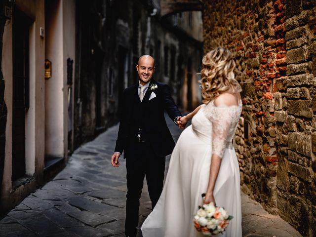Il matrimonio di Mario e Sara a Pistoia, Pistoia 1
