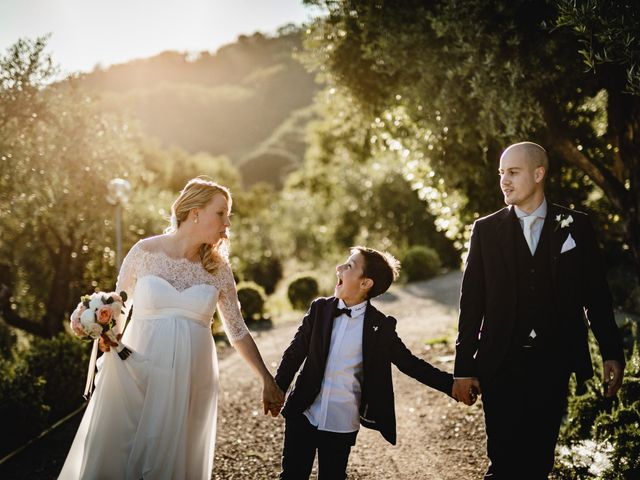 Il matrimonio di Mario e Sara a Pistoia, Pistoia 85