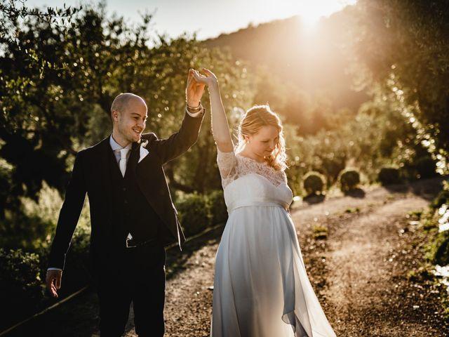 Il matrimonio di Mario e Sara a Pistoia, Pistoia 95