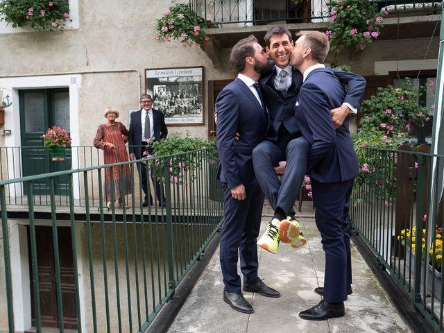 Il matrimonio di Andrea e Alice a Ingria, Torino 4