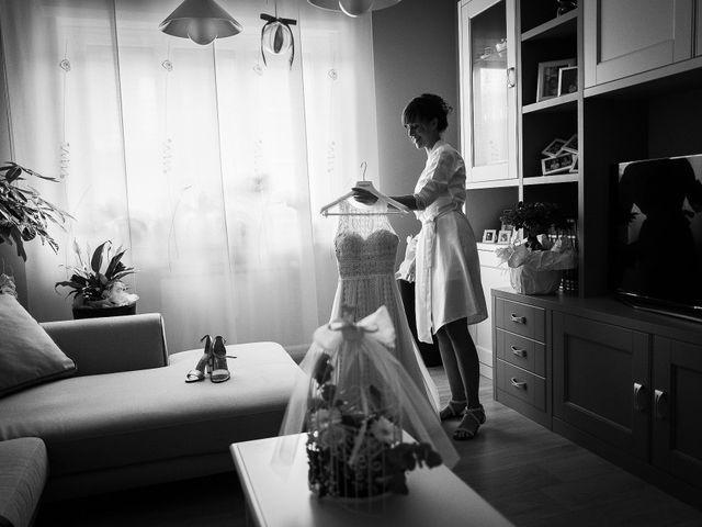 Il matrimonio di Andrea e Alice a Ingria, Torino 11