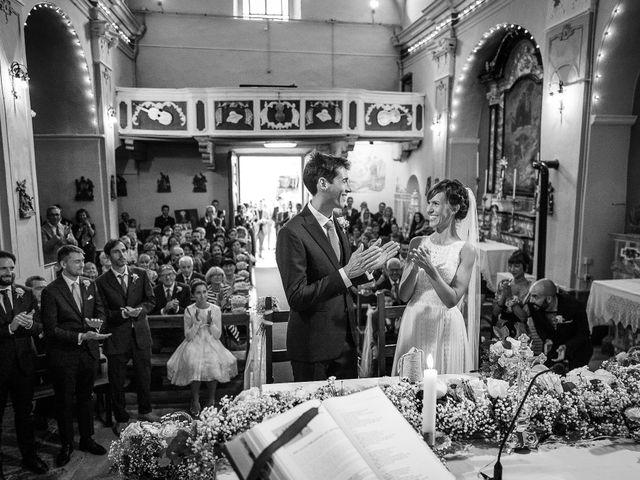 Il matrimonio di Andrea e Alice a Ingria, Torino 23