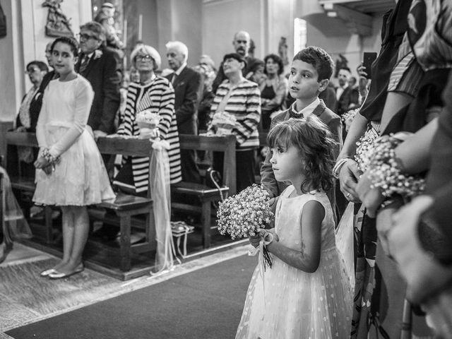 Il matrimonio di Andrea e Alice a Ingria, Torino 24