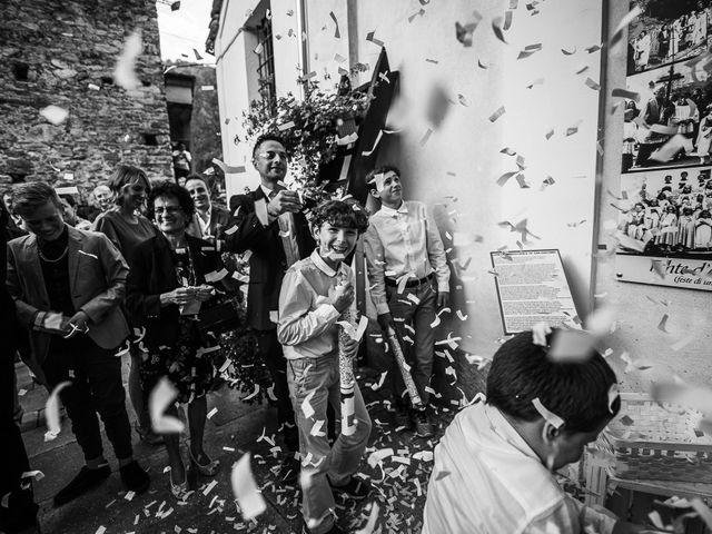 Il matrimonio di Andrea e Alice a Ingria, Torino 28