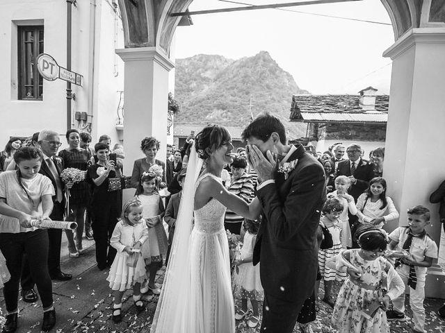 Il matrimonio di Andrea e Alice a Ingria, Torino 29