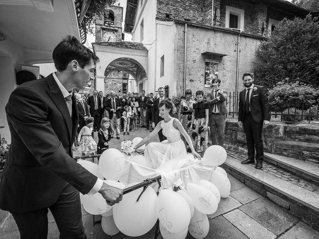 Il matrimonio di Andrea e Alice a Ingria, Torino 31