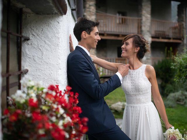 Il matrimonio di Andrea e Alice a Ingria, Torino 34