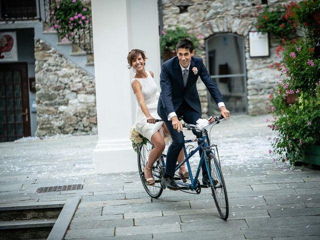 Il matrimonio di Andrea e Alice a Ingria, Torino 35