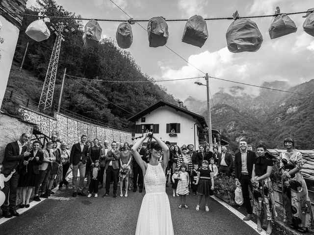 Il matrimonio di Andrea e Alice a Ingria, Torino 36