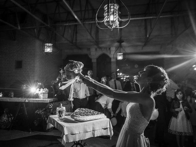 Il matrimonio di Andrea e Alice a Ingria, Torino 39